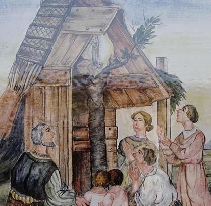 La madonnina lascia il tabernacolo il giorno dopo ...