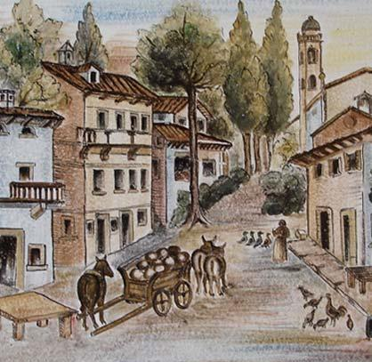 La borgata del Frassino