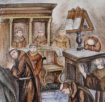 Giugno 1514 - Maggio 1721